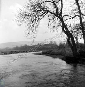 River Wharfe near Grassington Bridge